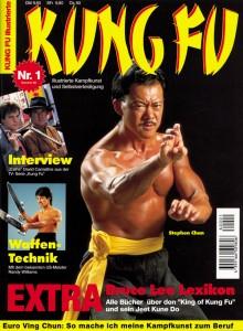 Kung Fu Revue