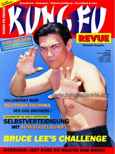 Kung Fu Cover mit Don Wilson