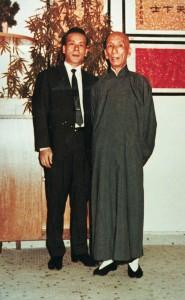 Lok Yiu mit Yip Man