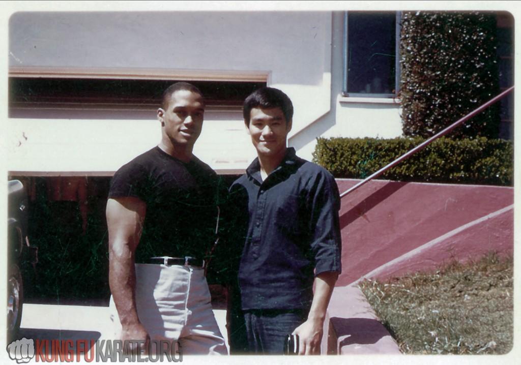 Bruce Lee in Los Angeles