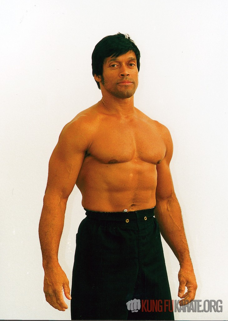 Body Building six pack