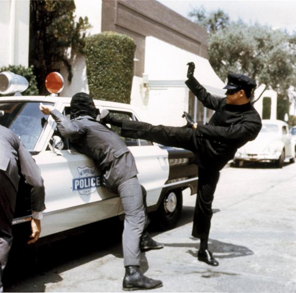 Fist auf Fury mit Bruce Lee