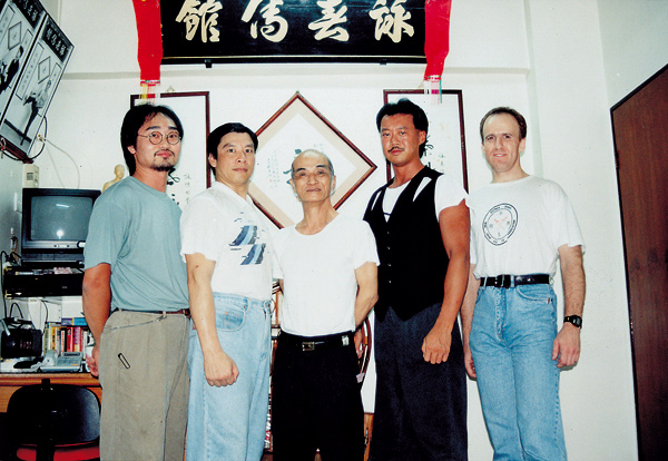 Chuen, Chan und Schüler