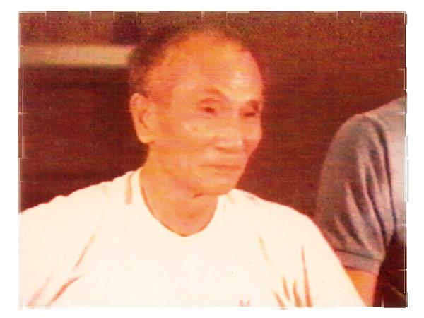yip Chin Wing Chun Meister