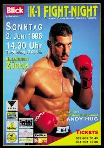 Andy Hug K1