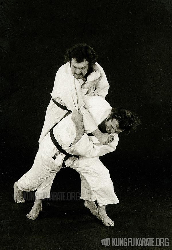 Herbert Velte Judo